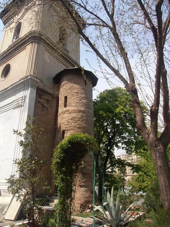 Manastirea-Radu-Voda-obiective-turistice-in-Bucuresti-Romania