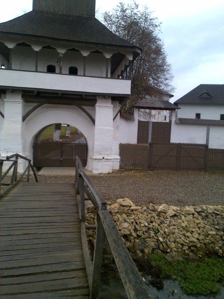 Manastirea Varbila, obiective turistice Prahova, Romania