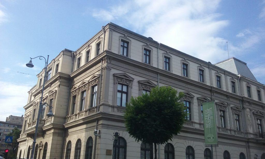 Muzeul Colectiilor de arta, Palatul Romanit, obiective turistice in Bucuresti, Calea Victoriei