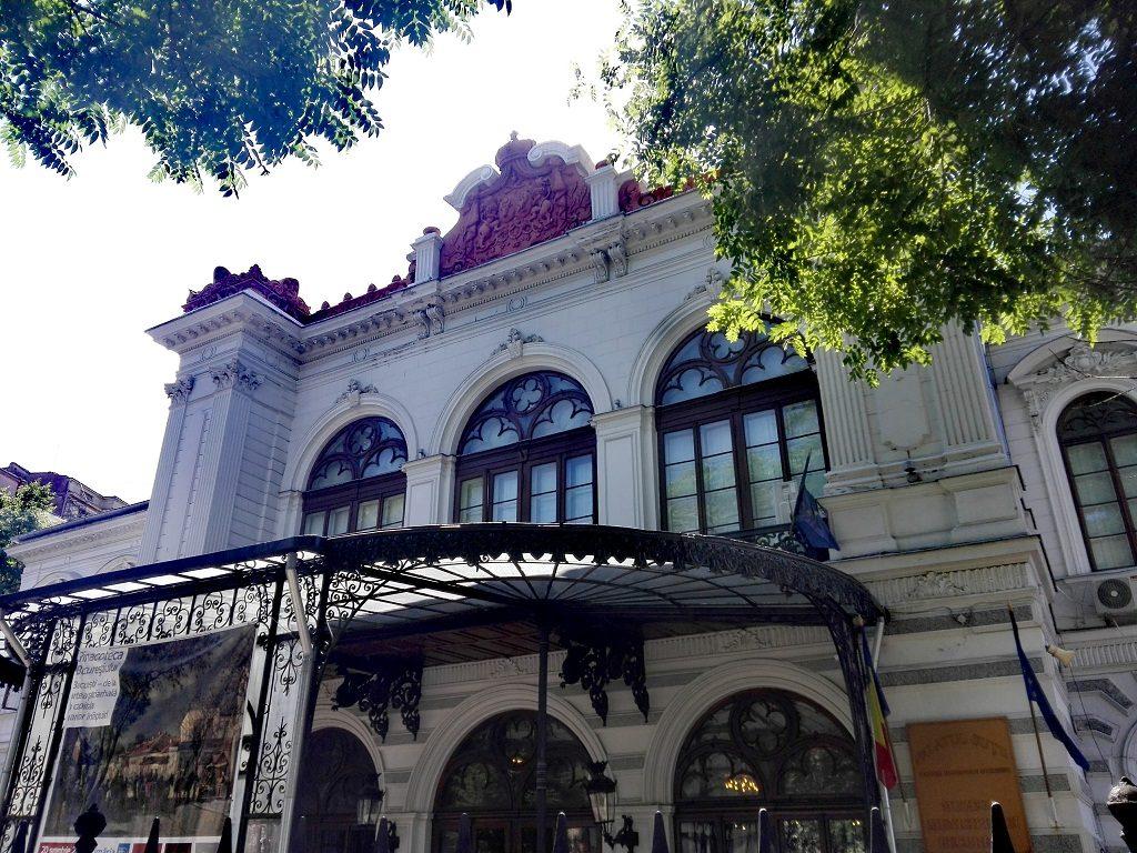 Palatul Sutu, Muzeul Bucurestiului, obiective turistice Romania