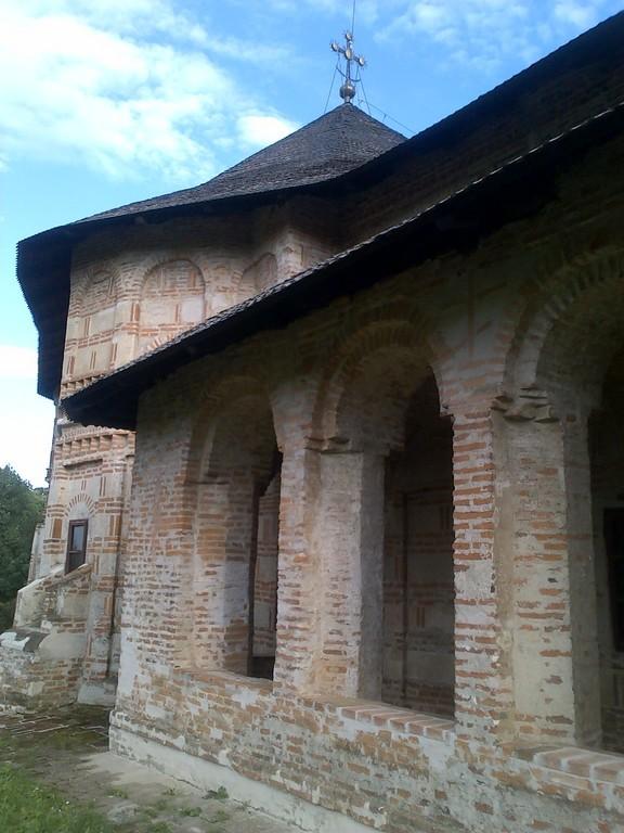 Schitul Balteni, Scrovistea, Vlad Tepes