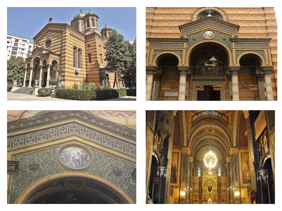 BISERICA DOMNITA BALASA, obiective turistice in Bucuresti(1)