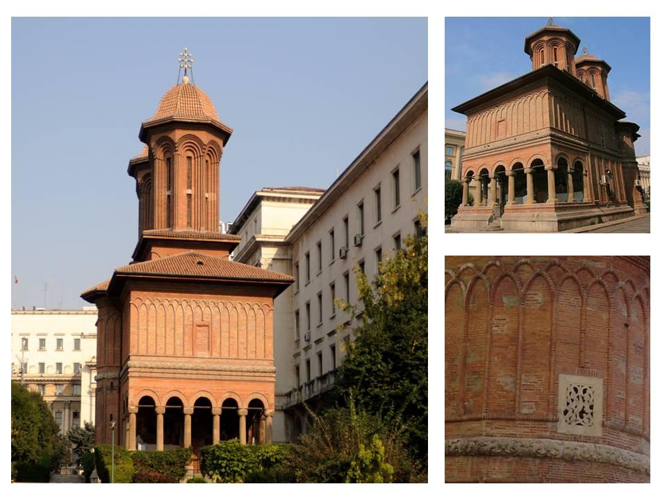 Biserica Kretulescu, obiective turistice Bucuresti
