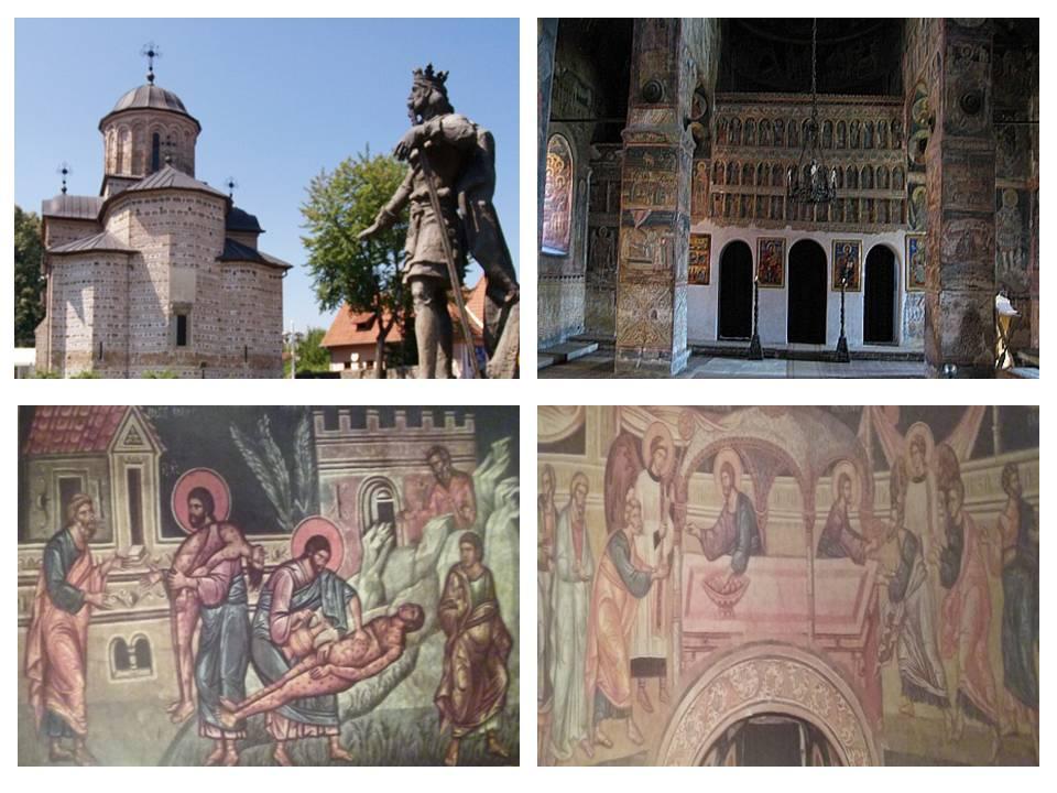Manastirea Domneasca Curtea de Arges