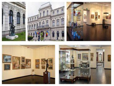 Calea Victoriei, obiective turistice Bucuresti, Muzeul Colectiilor de arta , Palatul Romanit