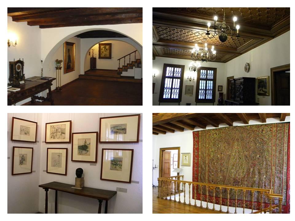 Muzeul Theodor Pallady, Obiective turistice in Bucuresti
