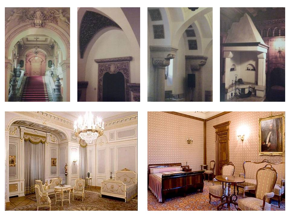 Palatul Cotroceni, Obiective turistice in Bucuresti (1)