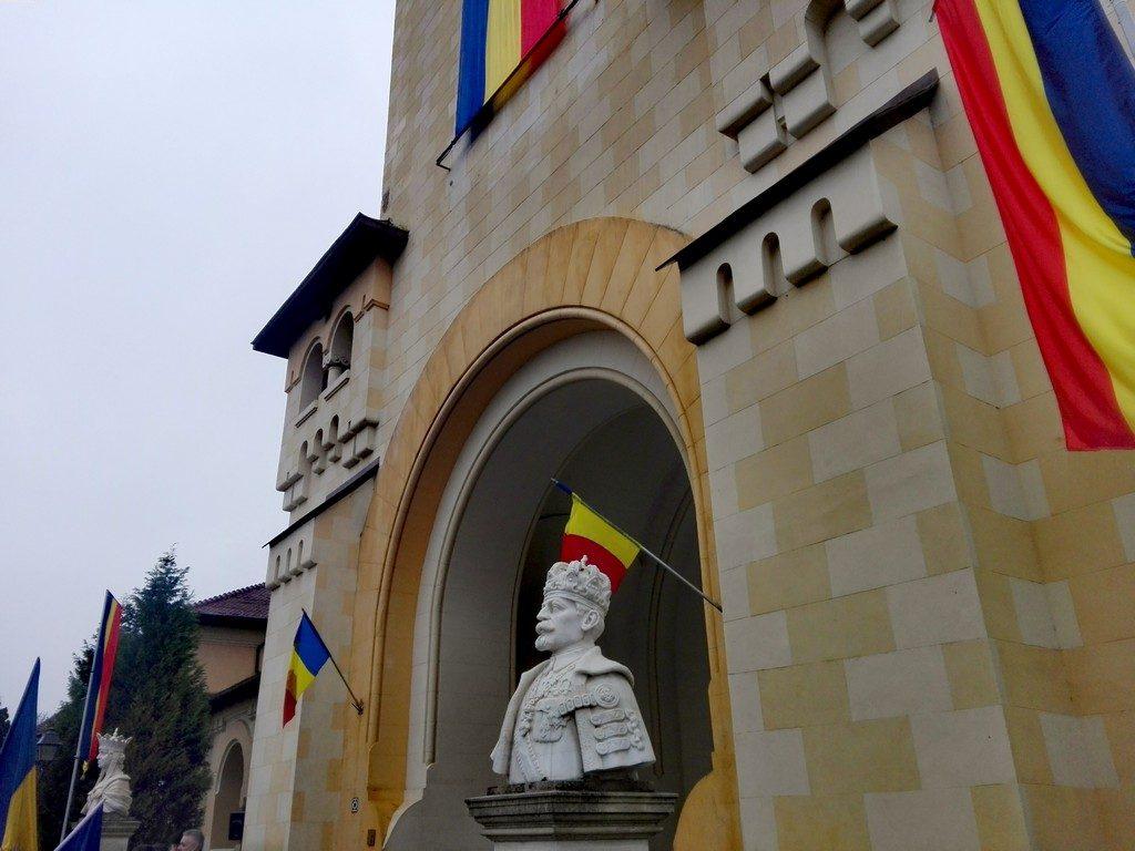 Regele Ferdinand si Regina Maria, Alba Iulia 1 decembrie, ziua nationala, obiective turistice Romania