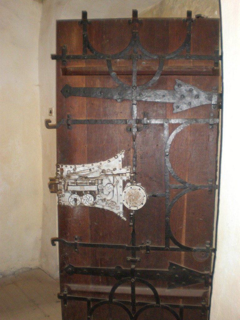 Obiective turistice in Transilvania, biserica fortificata Biertan