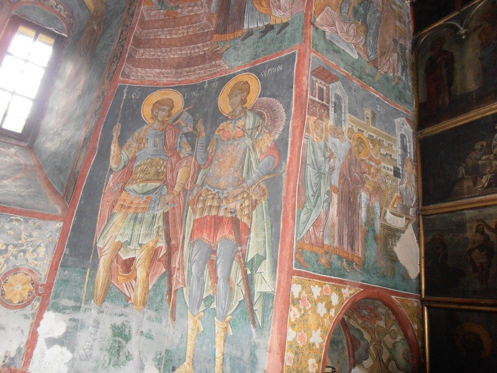infoturism, traseu in Bucovina, manastirea Patrauti, obiective turistice Moldova, Romania