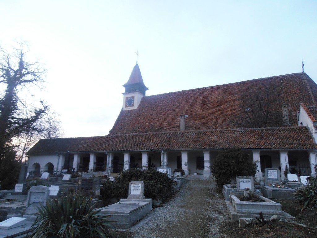 Biserica Sfantul Martin, Brasov