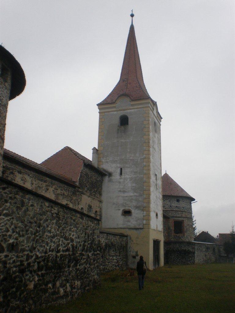 Castelul Bethlen din Racos (2)