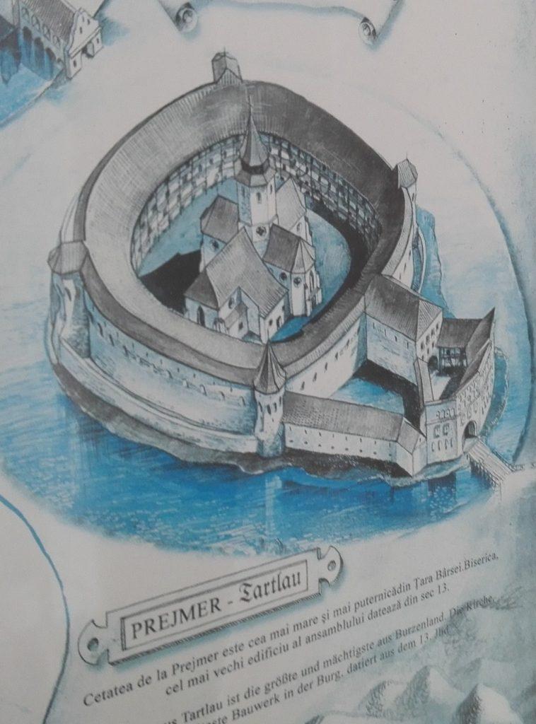 Cetatea fortificata Unesco, Prejmer