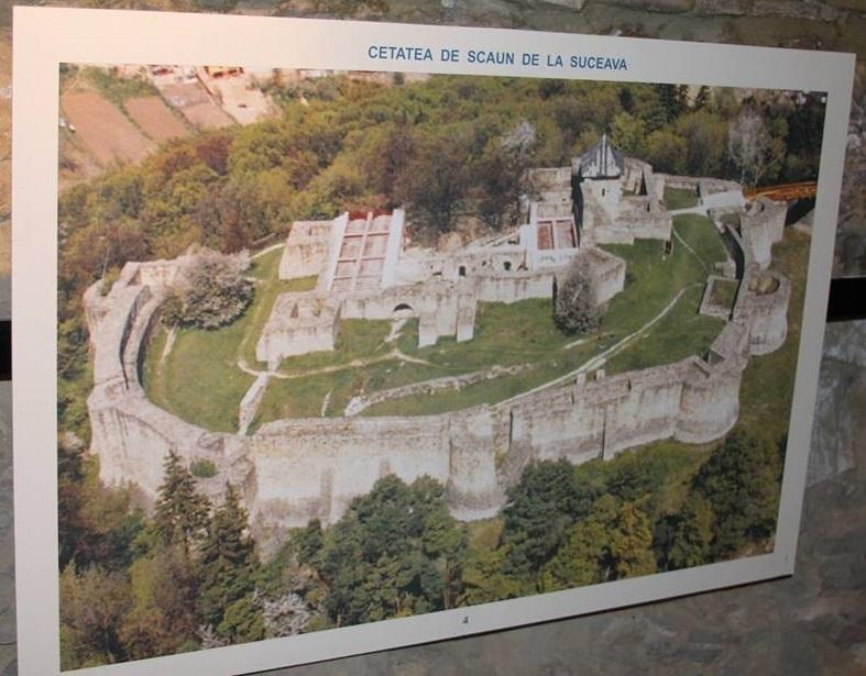 cetatea-sucevei, obiective turistice in Suceava