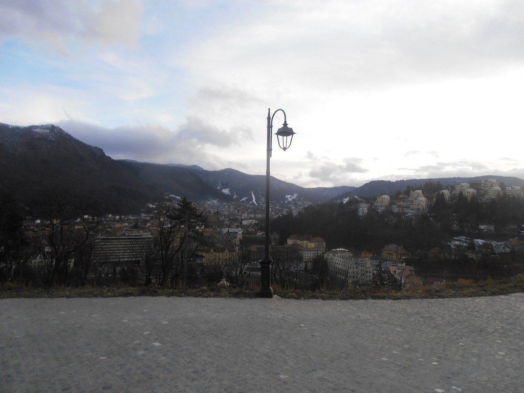 Obiective turistice in Brasov, Cetatuia