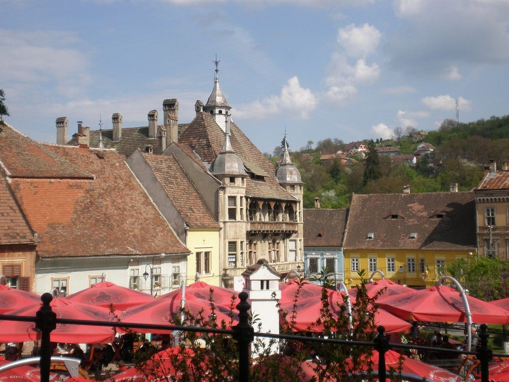 Obiective turistice in Transilvania, Sighisoara