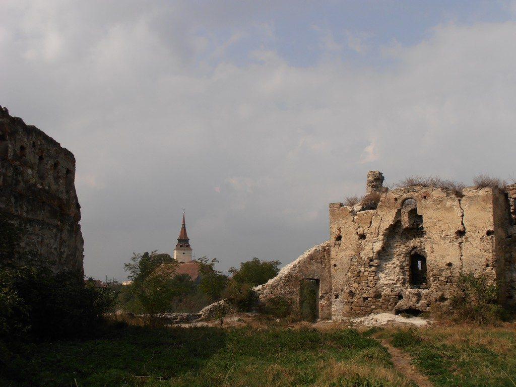 Cetatea Feldioara, obiective turistice in jurul Brasovului