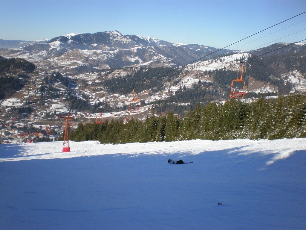 Craciun Maramures, Bucovina, partia Borsa, schi, ski, snowboard, telescaun
