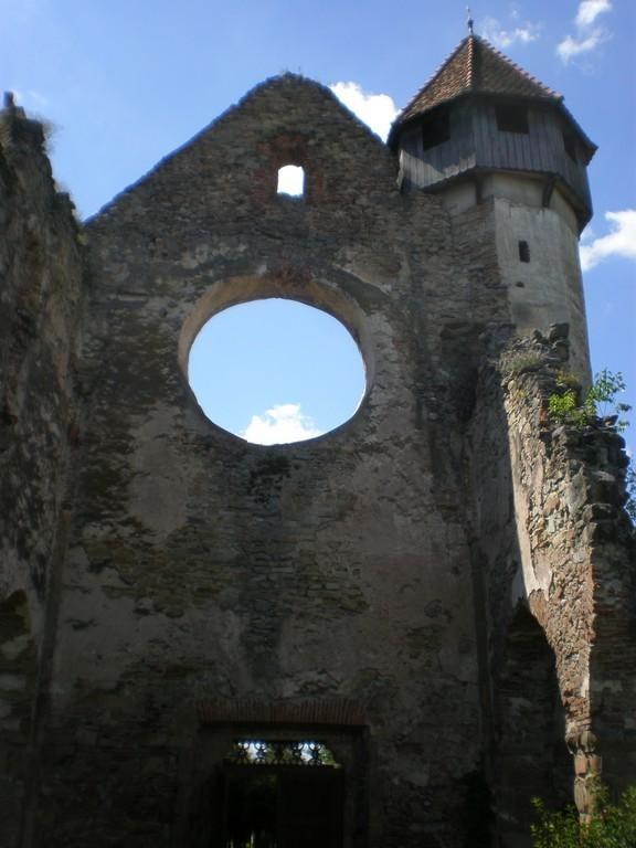 Abatia cistericiana de la Carta, Obiective turistice in judetul Sibiu