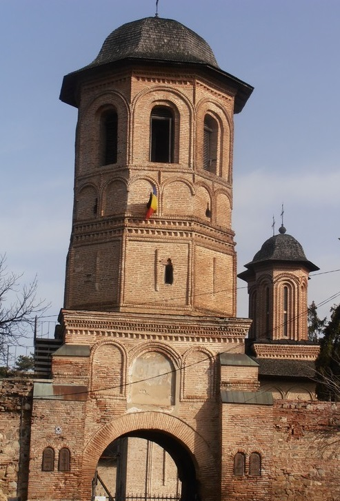 Matei Basarab, Casa domneasca Brebu, obiective turistice Prahova, Romania