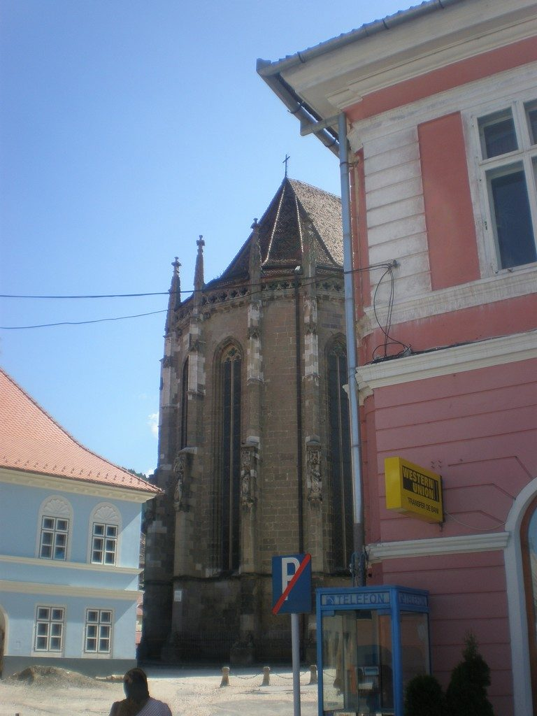 Biserica Neagra, Obiective turistice in Brasov