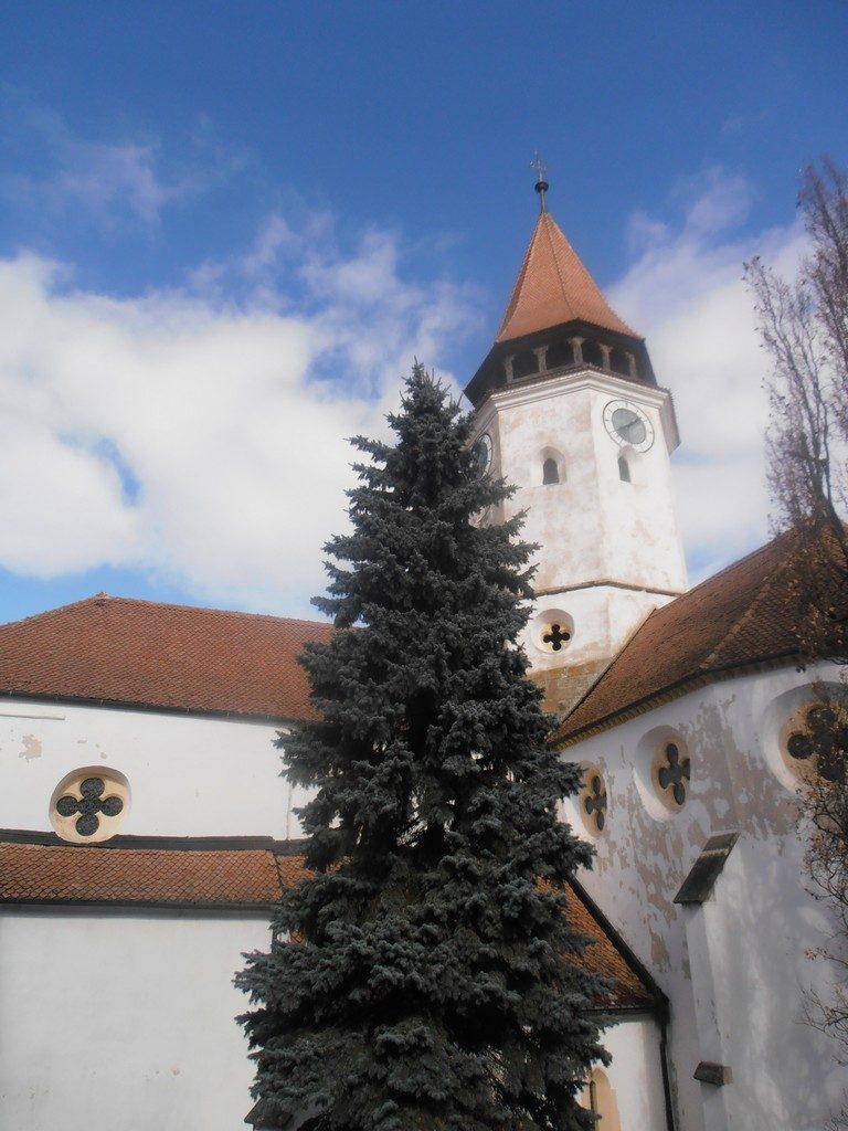 Biserica fortificata Prejmer, sit Unesco, obiective turistice in jurul Brasovului