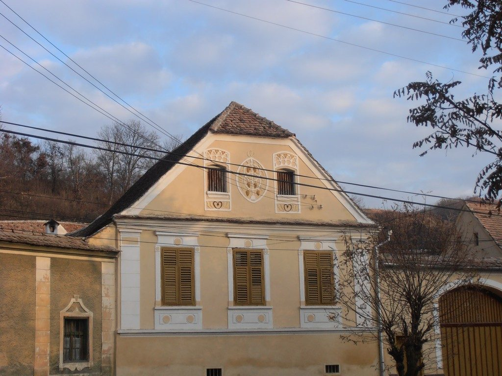 case din Richis, Transilvania, Erdely, Ardeal