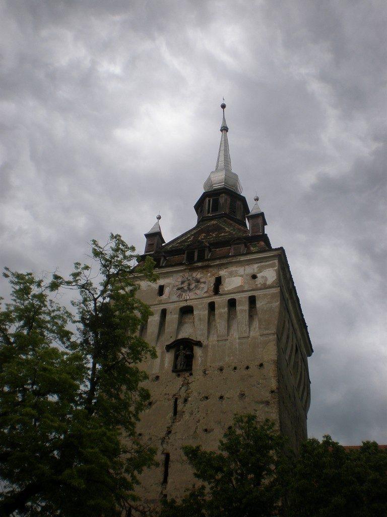 Saschiz, biserica Unesco, obiective turistice din Romania, in jurul Sighisoarei