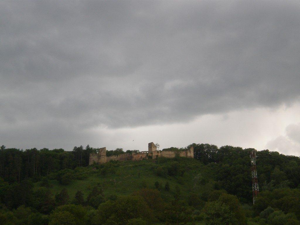 Saschiz, cetatea taraneasca, obiective turistice din Romania, in jurul Sighisoarei