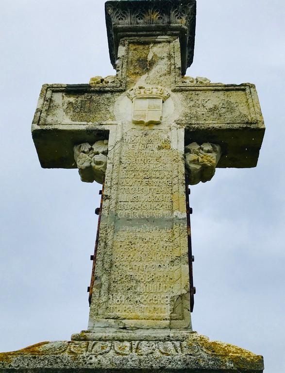 Crucea Domnitorului, Melicesti, Milicesti, sculptor Paul Focsaneanu, Prahova, monumente istorice, regele Carol I (4)