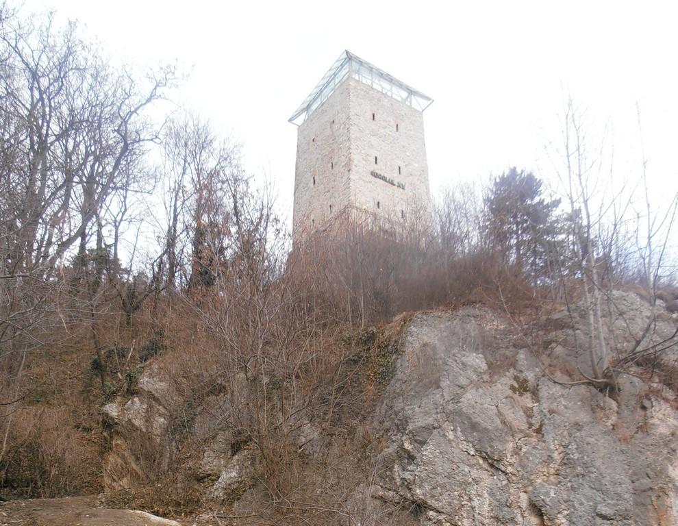 Obiective turistice Brasov, Turnul Negru