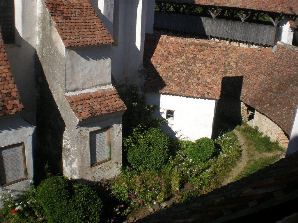 cetatea taraneasca de la Viscri, obiective turistice in Transilvania, Romania