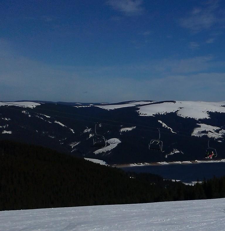 revelion la munte, craciun, zapada, apre ski