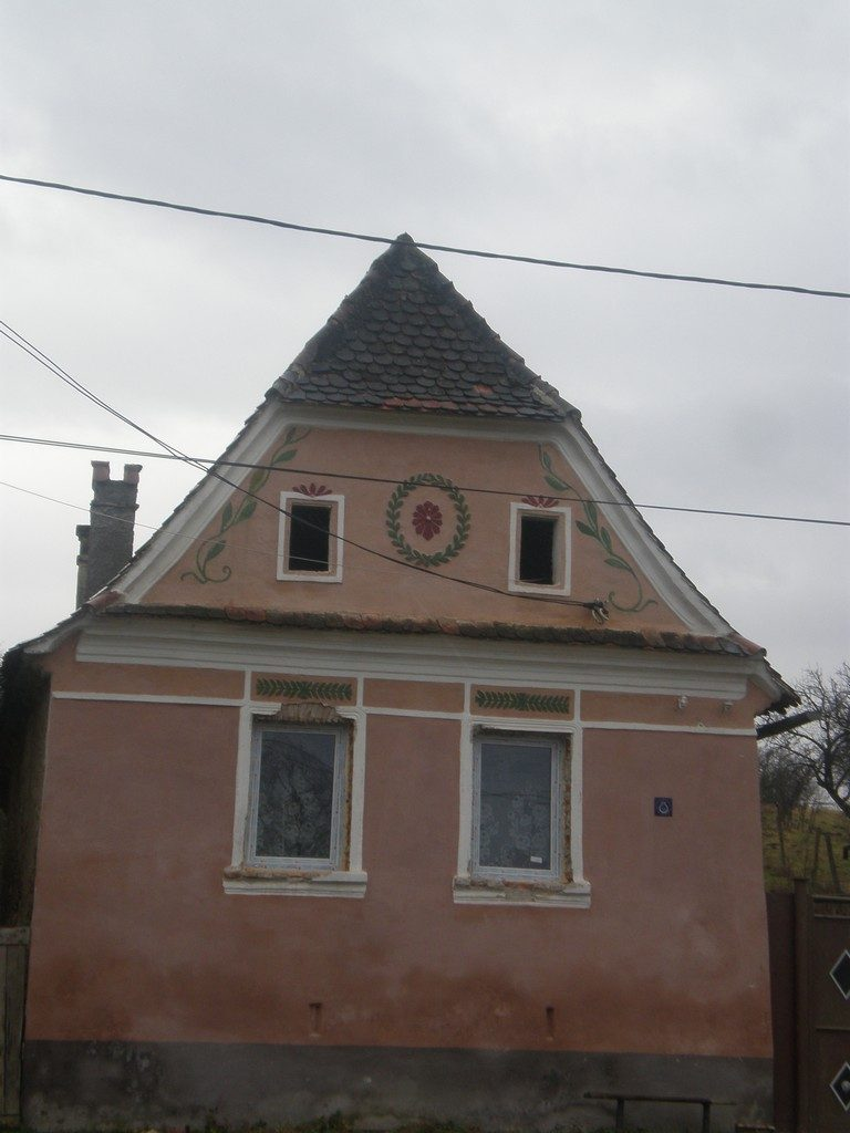 infoturism, Biserica fortificata din Crit, obiective turistice in Romania