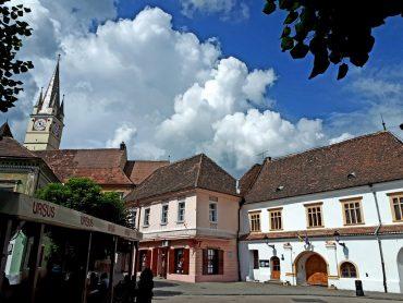 obiective turistice Medias, Sibiu, Romania, Transilvania