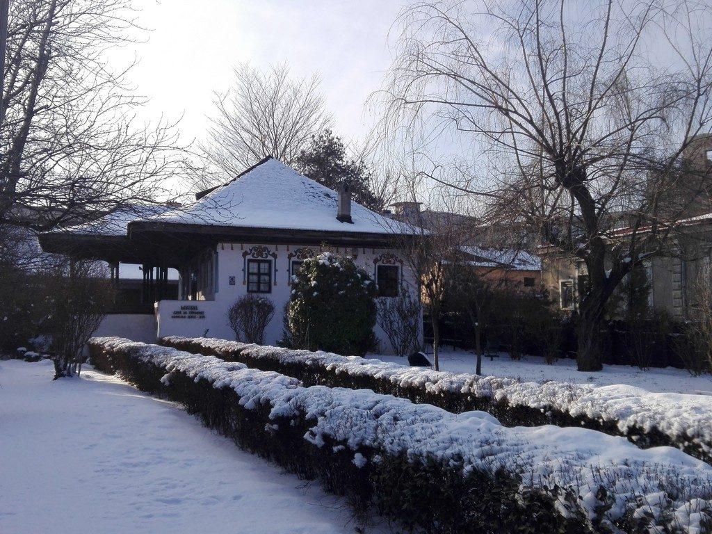 Casa de Targovet, Hagi Tudose, obiective turistice Ploiesti, Romania