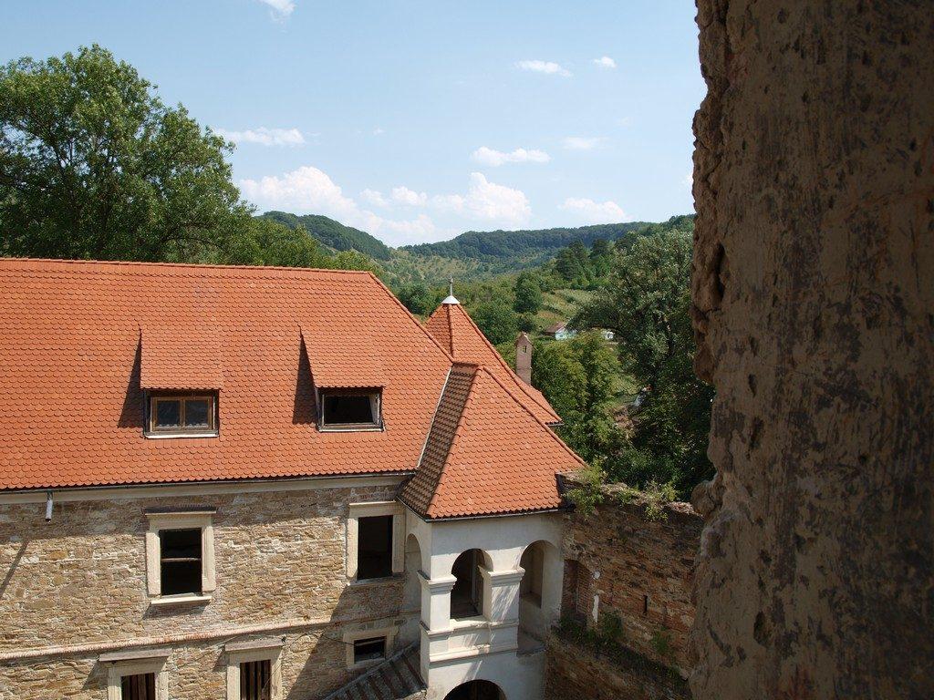 Castele din Romania, Castelul Bethlen din Cris, Transilvania