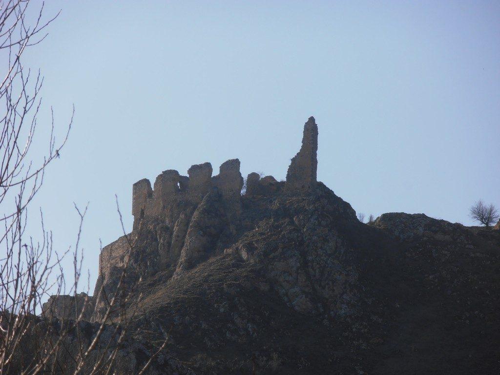 Cetatea Trascaului, obiective turistice in judetul Alba, Romania, Transilvania
