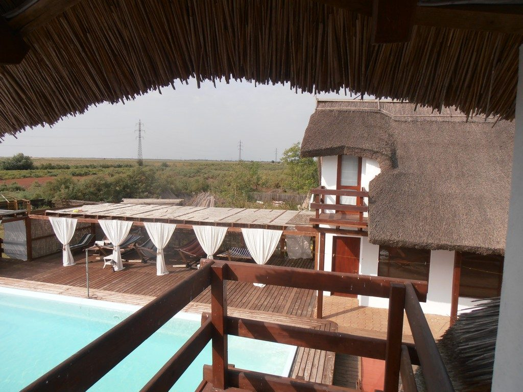Delta Dunarii, cazare, infoturism, piscina, Canalul Sulina