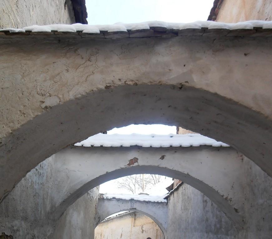 biserica fortificata din Ighisu Nou, obiective turistice in judetul Sibiu