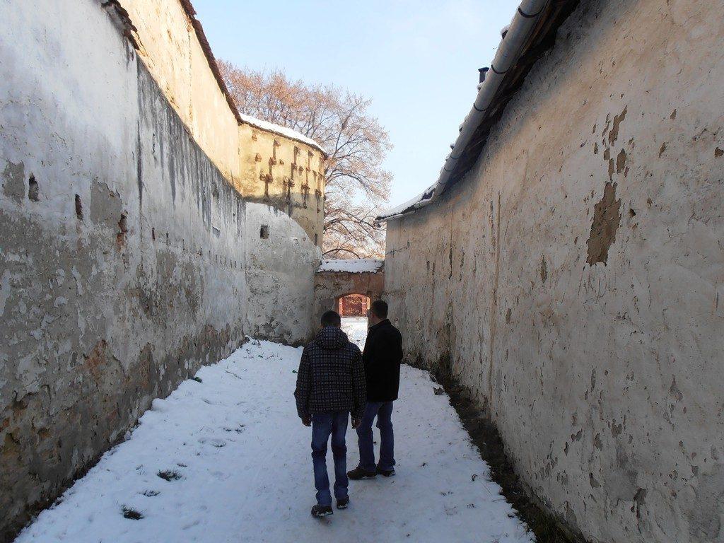 biserica fortificata din Ighisu Nou, obiective turistice in judetul Sibiu, Din Sibiu la Valea Viilor, Sit Unesco