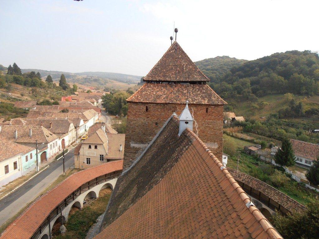 Cetatea Valea Viilor, Unesco, obiective turistice Romania, Sibiu, Medias, Din Sibiu la Valea Viilor, Sit Unesco