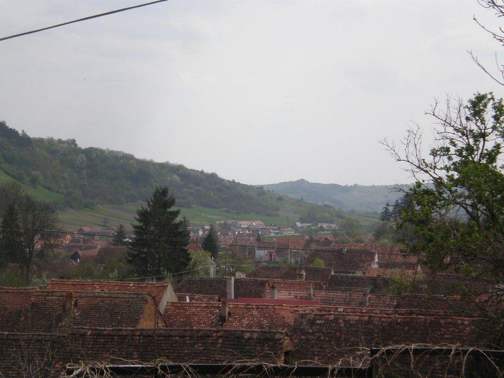 biserica fortificata din Iacobeni, obiective turistice in Transilvania