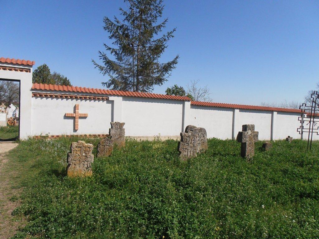 Manastirea Jitianu, obiective turistice Dolj, Craiova, Romania,Rovine, Podari