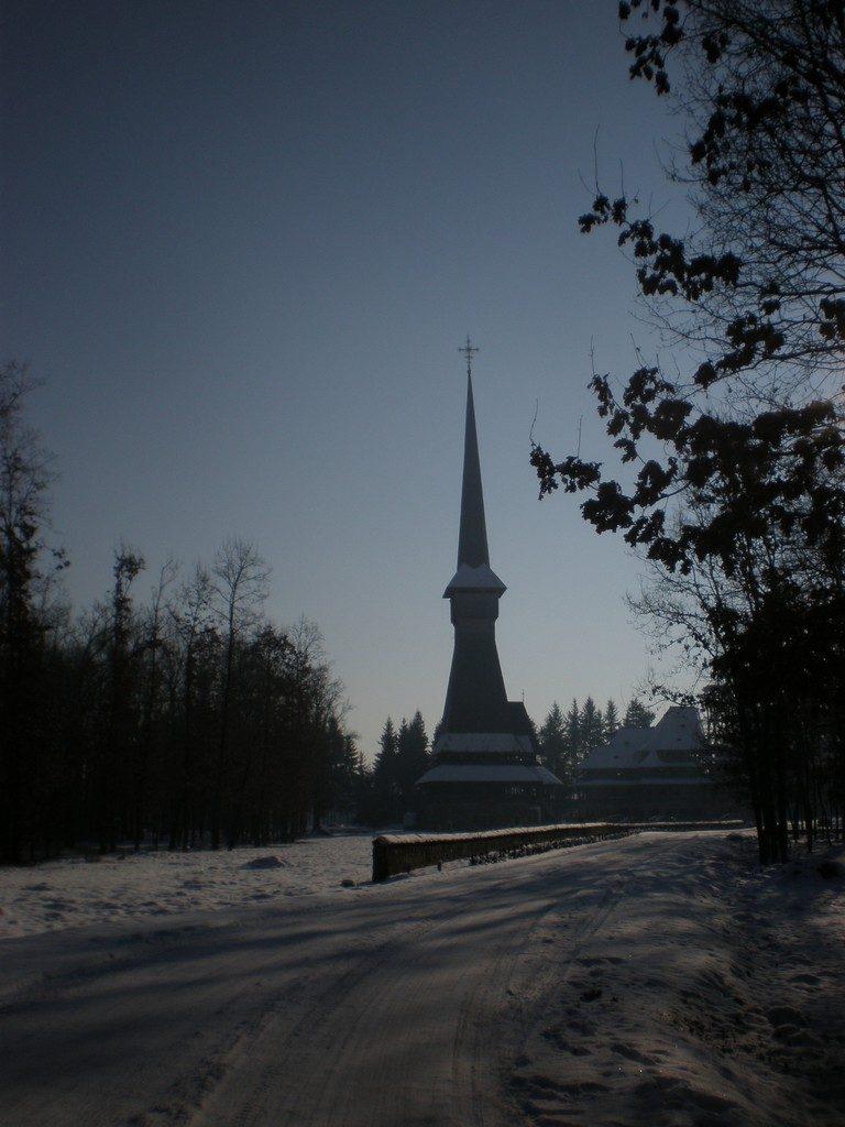 Maramures, Bisericile de lemn, Unesco (78)