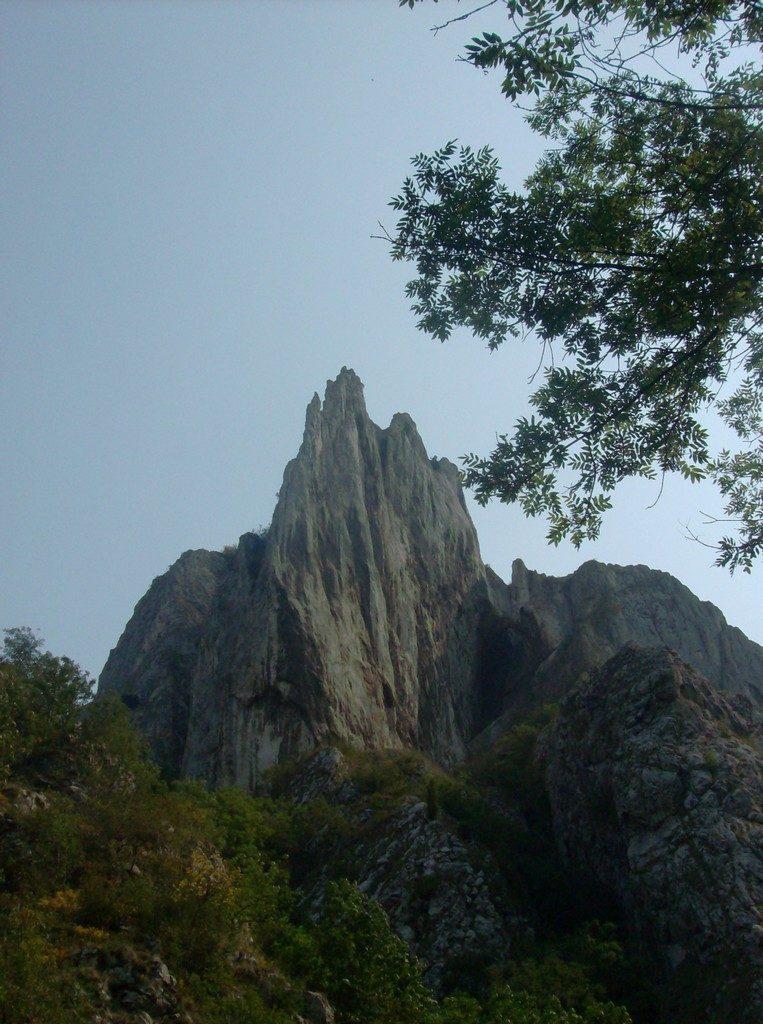 Obiectiv turistic, Cheile Turzii , Transilvania, Romania
