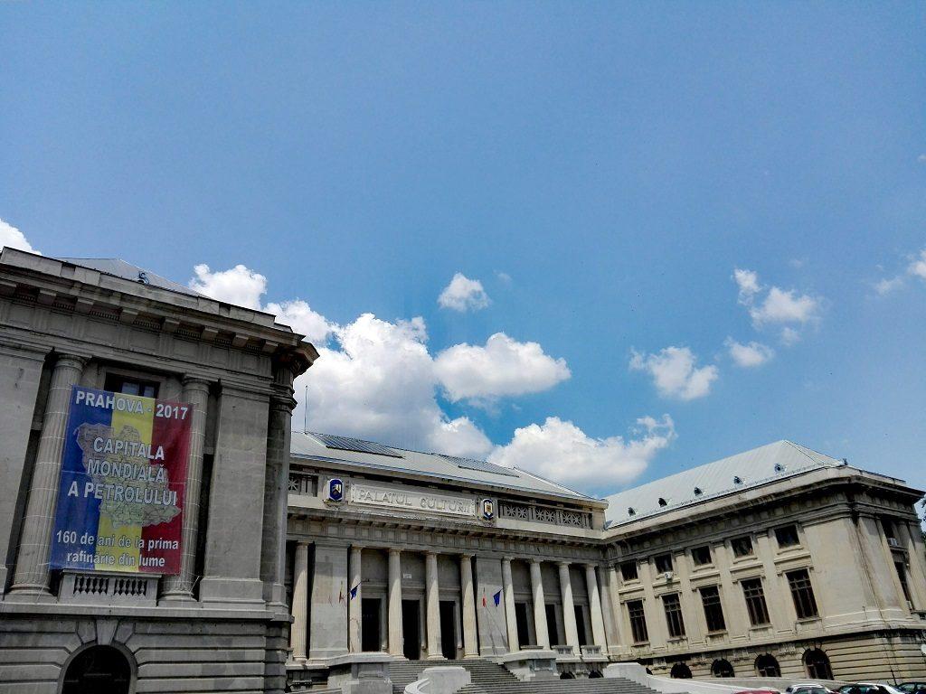 Ploiesti, Palatul Culturii, muzeul de stiinte ale naturii, obiective turistice Ploiesti, Romania