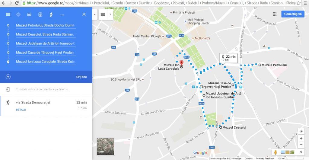 Tur Ploiesti, cele mai importante obiective turistice, Romania, Prahova