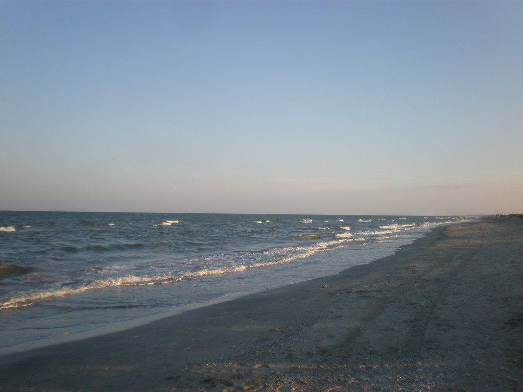 Plaja de la Vadu, Marea Neagra, concediu, infoturism, cele mai frumoase plaje din Romania