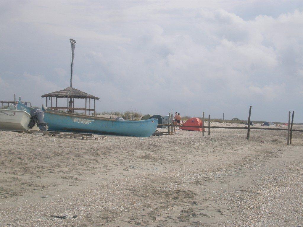 Plaja de la Vadu campare la cort, Marea Neagra, concediu, infoturism, cele mai frumoase plaje din Romania